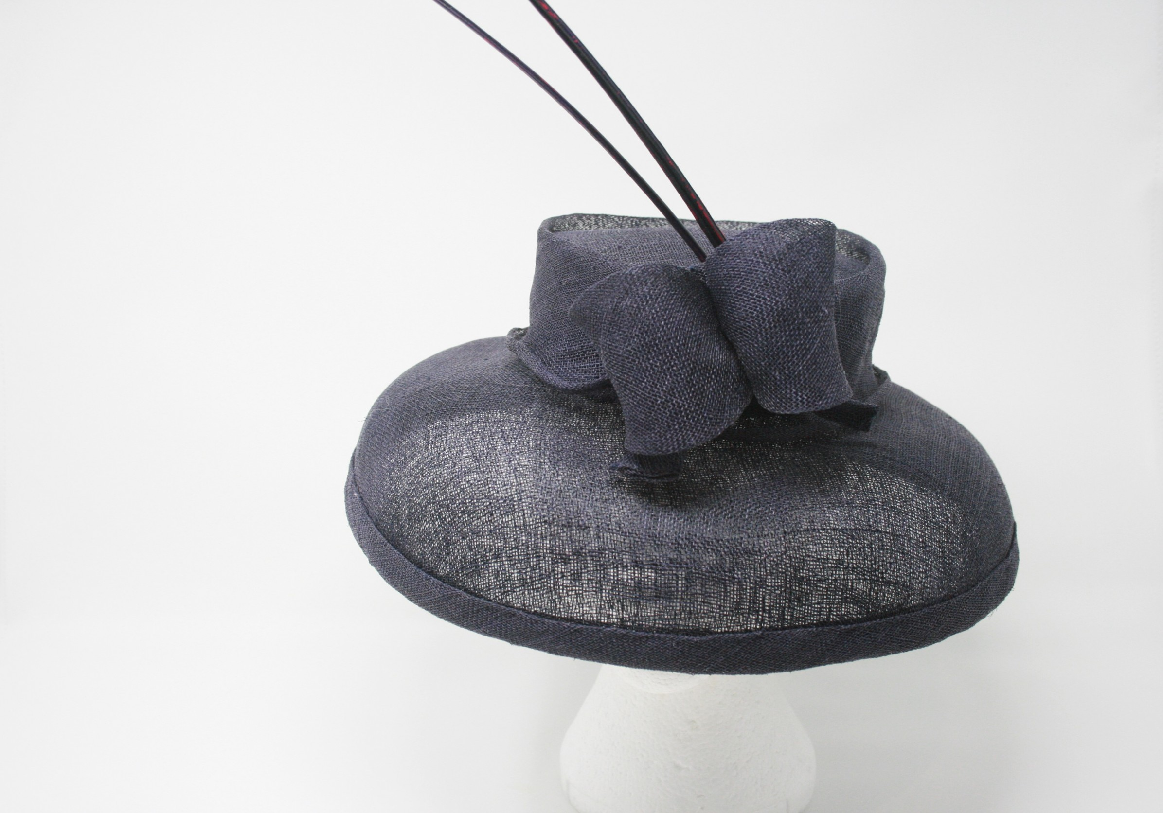 Sue Wood Millinery bespoke mother of the bride hat