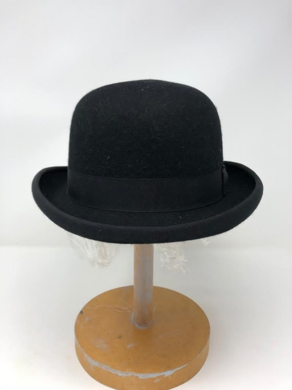 Bowler Hat Restoration for Vicky & Andy